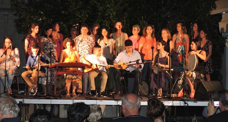 Ορχήστρα παραδοσιακής μουσικής
